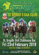 Club Race Night -Tonight Friday 23rd Feb