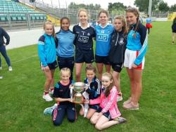St Brigids Selection from Leinster LGFA Final - Stars of all ages