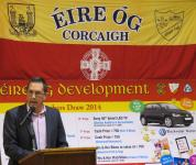 Éire Óg Development Draw 2014 - Conor Healy