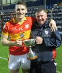 2014 IFC Co. Final (25.10.2014) Dan Goulding & John O'Shea