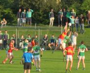 2015 PIFC QF vs Macroom (29.08.15) - Midfield
