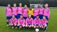 Girls U19 squad 2016.