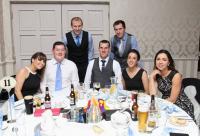 Manulla FC 2015 Senior Awards Presentations