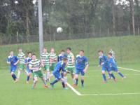 2015 U-15 Cup Final Action