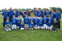 Connaugh Cup Under 14 Final----Champions