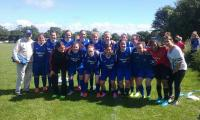 Manulla Ladies Connaught Cup Semi Final 2015