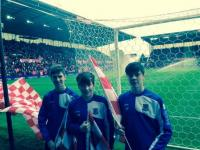 U16s visit to Stoke City 2016