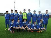 Manulla FC U-15 Cup Winners.