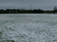 Manulla FC In The Snow_image19458