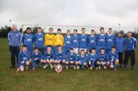 Manulla U16 PL Winners 2012