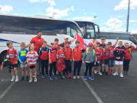 Under 8's Outing Gaelic Grounds Cork V Limerick 19.05.19