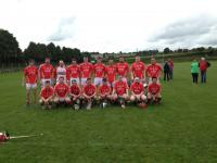 Victorious Junior B team 2015