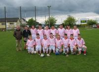 The U16s, the young pretenders