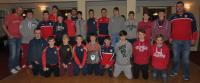Under 14 Team and Mentors