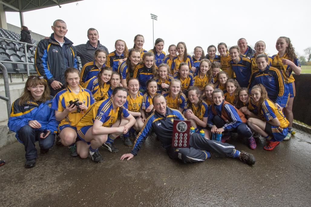 Clare Munster U16 C champions 2016 photo Cahir Media