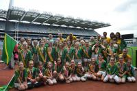 Ahane Gaelic4Girls National Blitz in Croke Park
