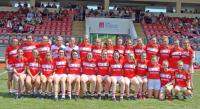 Cork seniors in TG4 All Ireland QF 2018
