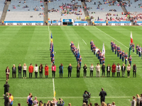 Waterford Senior All Ireland winners 1992 at Croke Park