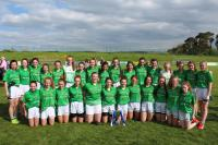 Limerick Munster U14B champions 2017