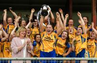 Clare Minor B All Ireland champions 2017