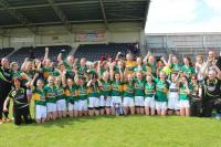 Kerry U 14 Munster Champions 2017