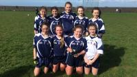 Rockwell winners in Scoil Pol hosted 1st year Blitz