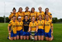 Banner Ladies All Ireland Senior 7`s Champions 2017