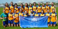 Clare Intremediate team 2016 that defeated Limerick