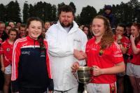Cork U14 A cup presentation 2015