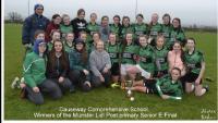 Lidl Munster PP Senior E,  Cup Final