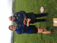 Lidl Munster Post Primary Senior D plate fina  Niamh Ahern, player of the match.l