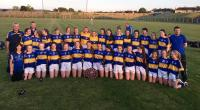 Tipperary MunsterLGFA U14 B Champions 2016