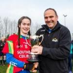 Munster PP Sen A Aoife Muarry Captain photo Cahir medi