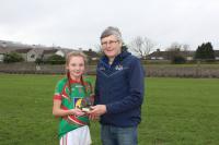 Nora Martin POM Lidl Munster PPS Jun A Champions 2019 Loreto Clonmel