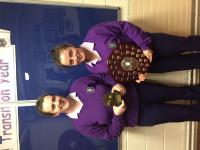 Regina Mundi Munster Sen D Plate Allanah o Neill-Captain  Laoise Cahill Murphy-player of the game
