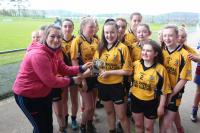 Kate with Sliabh Luchra 1st year Blitz