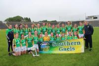 John West Feile Div 1 champions Southern Gaels