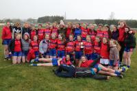 2018 Champions Lidl Munster LGFA PPS Junior A Final Intermediate School Killorglin