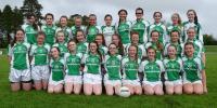 Limerick U 14 C MLGFA champions 2015
