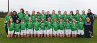 Limerick team v Derry NFL