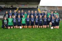 Aghada in the 2018 Munster Intermediate Club Championship  Photo by Barry Moran