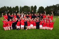 Cork MLGFA U14 A champions 2015