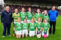 Cailini Oga at Munster final
