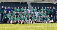 Limerick Munster U14C Champions 2018
