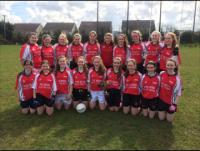 Scoil Mhuire  Béal Átha'n Ghaorthaidh  MLGFA PP Junior E Cup winners 2016