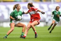 Rebecca Delee POM Limerick All Ireland Champions 2018