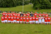 Cork Senior team v Kerry