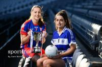 Captains, Annie Moffatt of Dunboyne & Aoife Keating of Kinsale,