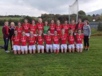 Comeragh Rangers Munster Sen Plate winners 2015