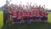 Lidl All Irl Junior B Champions St Angela`s Waterford 2017
